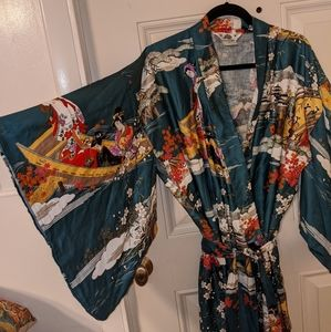 Other - Japanese Cotton Robe